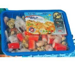 Preparado Caril Marisco s/Gluten