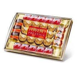 Bombons de chocolate prestige