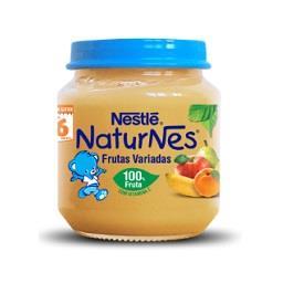 Fruta para bebé frutas variadas +6 meses