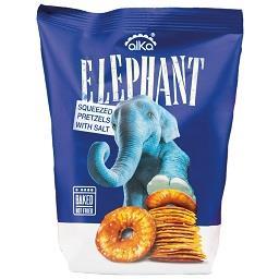 Elephant snacks salgados 180g