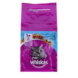 Alimento seco para gato, atum