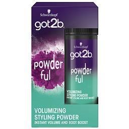 Pó cabelo volumizing styling powder