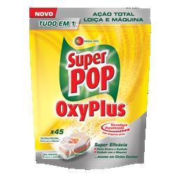 Detergente pastilhas p/ Máquina Loiça Oxyplus
