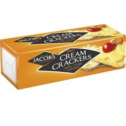 Cream cracker 200g