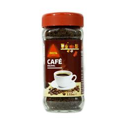 Café solúvel c/ cafeína