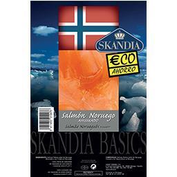 Salmão Fumado Norueguês