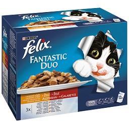 Comida húmida para gato banquete do mar