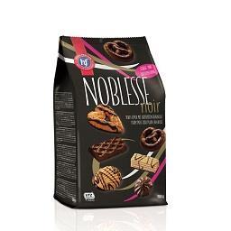 Biscoitos Sortidos Nobless Noir