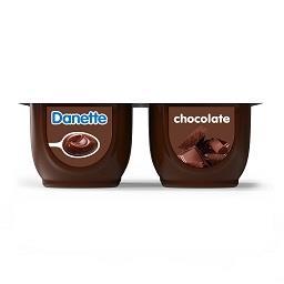 Sobremesa danette chocolate