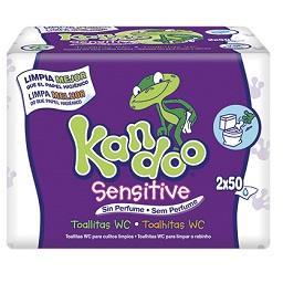 Toalhitas WC Sensitive