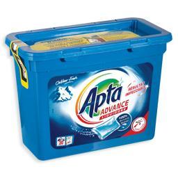 Detergente de máquina para roupa, fresh, 20 cápsulas
