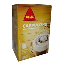 Delta cappuccino 10x14g