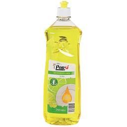 Detergente líquido para loiça, limão