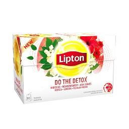 20 saquetas chá detox