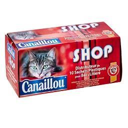 Sacos para toilette, para gato, 10 unidades