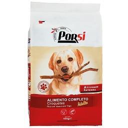 Alimento seco para cão alta energia