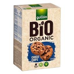 Bolachas bio de chocolate chips organic