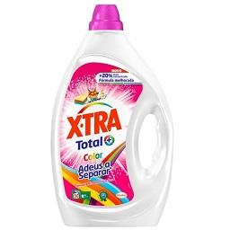 Detergente máquina roupa gel adeus a separar