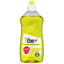 Detergente manual de loiça, ultra limão