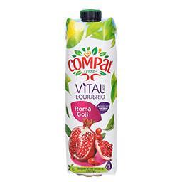 Néctar vital equilibrio romã/goji