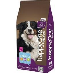 Alimento para cão adulto Bio Complex Mix, com frango